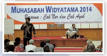 Muhasabah Widyatama: Dari mana kita berasal?
