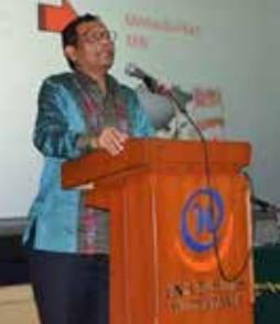 Mudzakarah DP ICMI bersama Prof. Dr. M. Mahfud M.D. S.H. S.U.