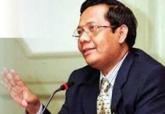 M. Mahfud M.D Menata Konstitusi Ketatanegaraan
