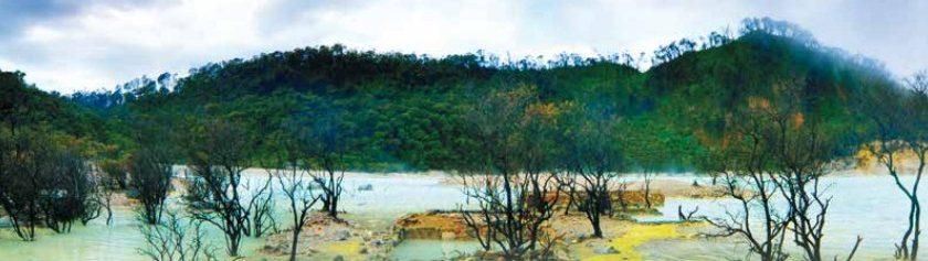 Bandung Selatan Jejak Kebesaran Illahi