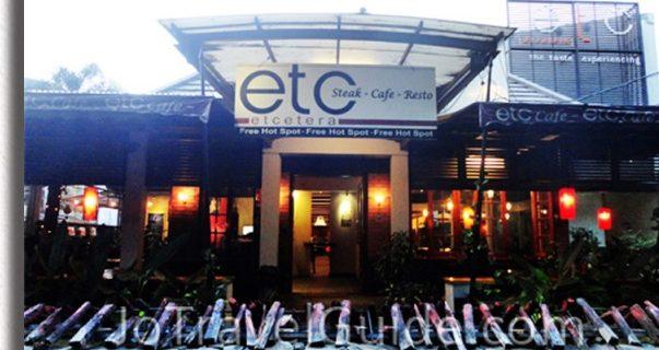 Cafe Et Cetera , Trunojoyo