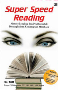 Buku Super Speed Reading