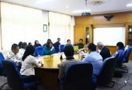 Lokakarya Pengembangan Kurikulum Fakultas Desain Komunikasi Visual (FDKV)