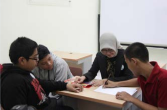 ART THERAPY  CENTER –  WIDYATAMA Upaya Pendidikan  Alternatif