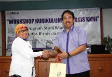 Dosen UTama ikuti Workshop Kurikulum Berbasis KKNI