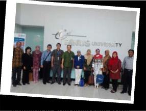 Kunjungan Benchmarking  Prodi Manajemen S1 Ke Binus  Menuju Manajemen Bisnis