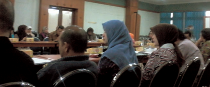 Workshop Penelitian Multidisiplin Bersatu dalam Ilmu