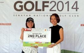 Tim UTama Golfer raih prestasi Liga Mahasiswa Golf