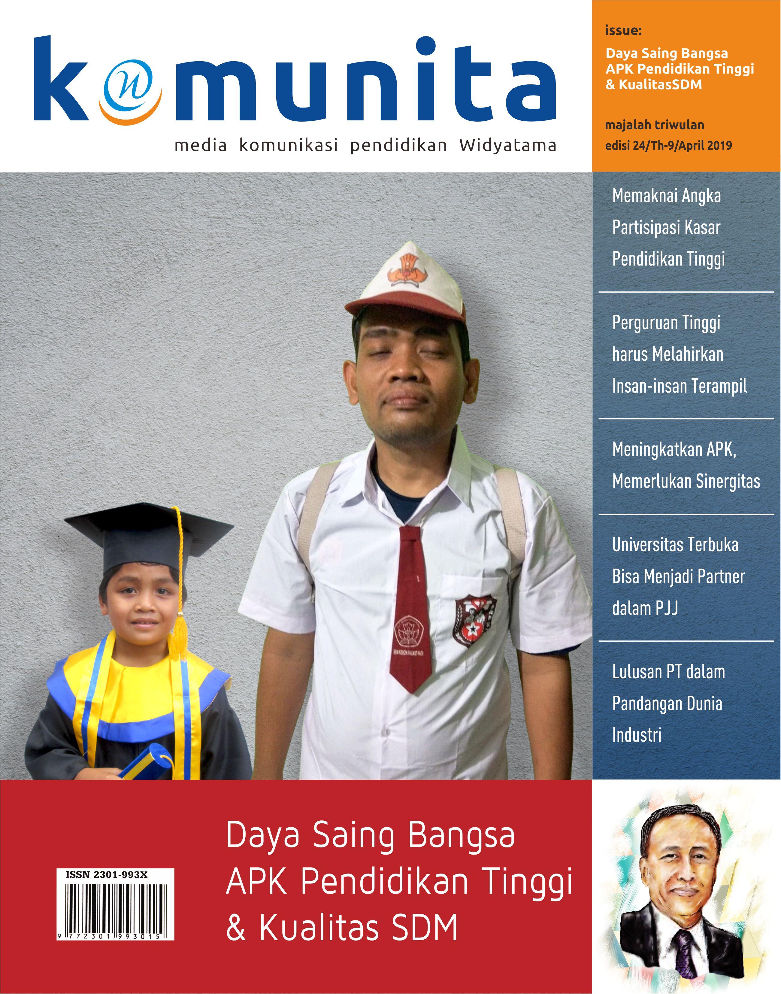 cover edisi april 2019