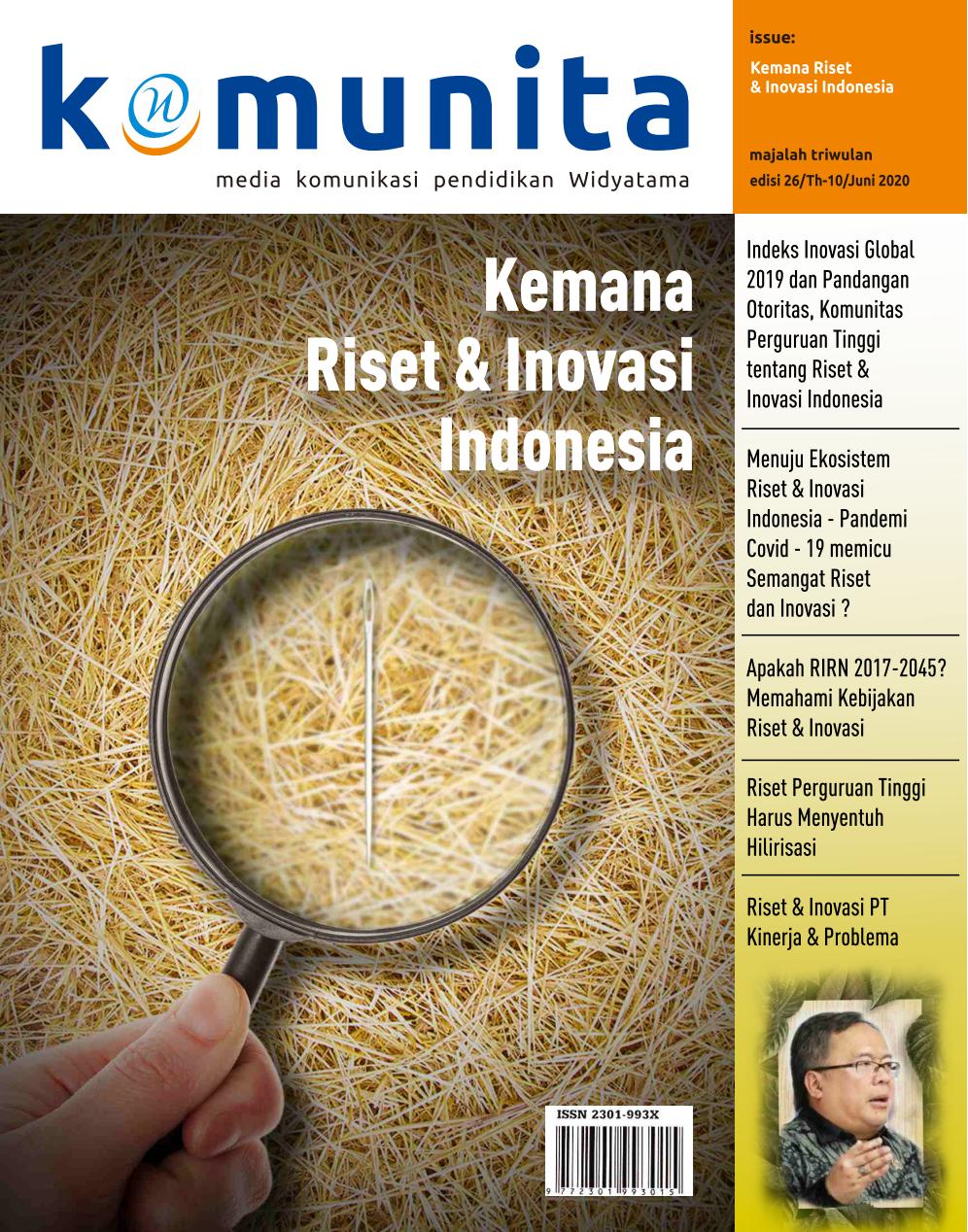 cover majalah edisi juni 2020