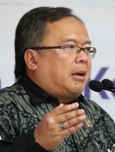 Bambang Permadi Soemantri Brodjonegoro